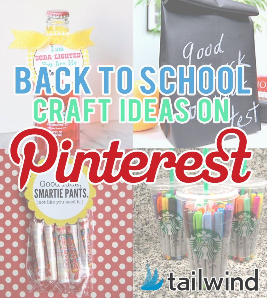 back to school craft ideas on pinterest