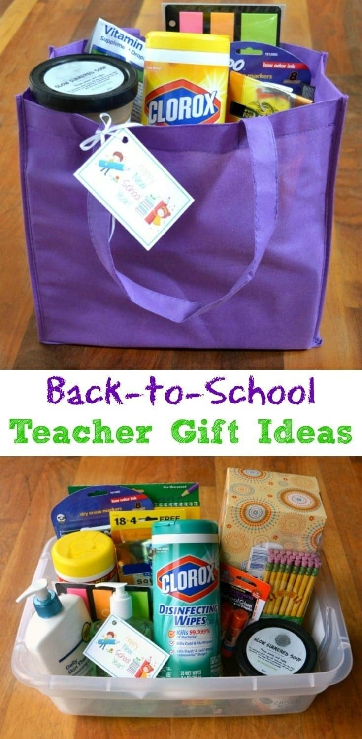 10 Stylish Back To School Gift Ideas For Teachers back to school gift ideas for teachers
