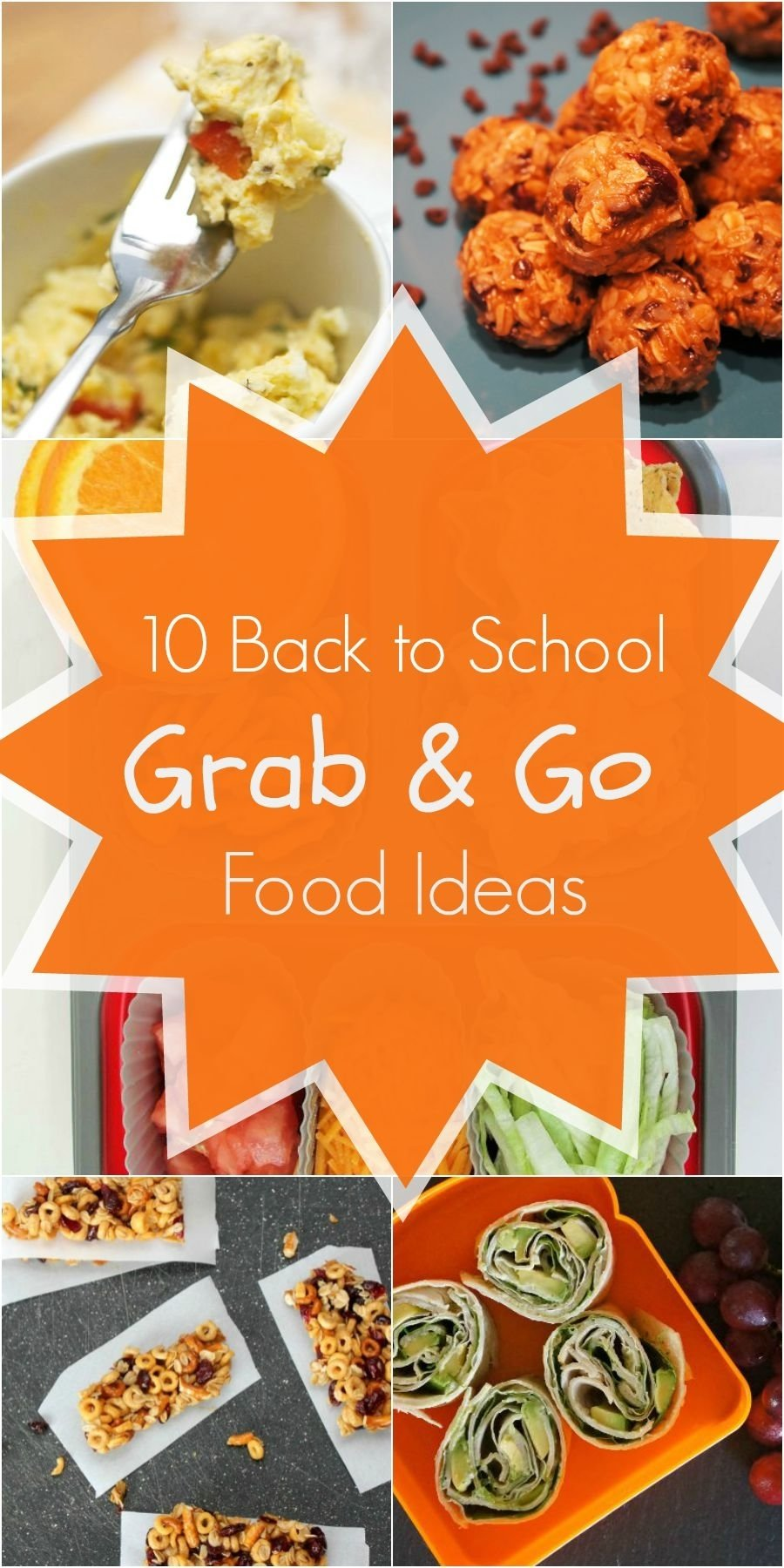 10 Stylish Grab And Go Lunch Ideas back to school grab and go breakfast lunch and snack ideas 2020
