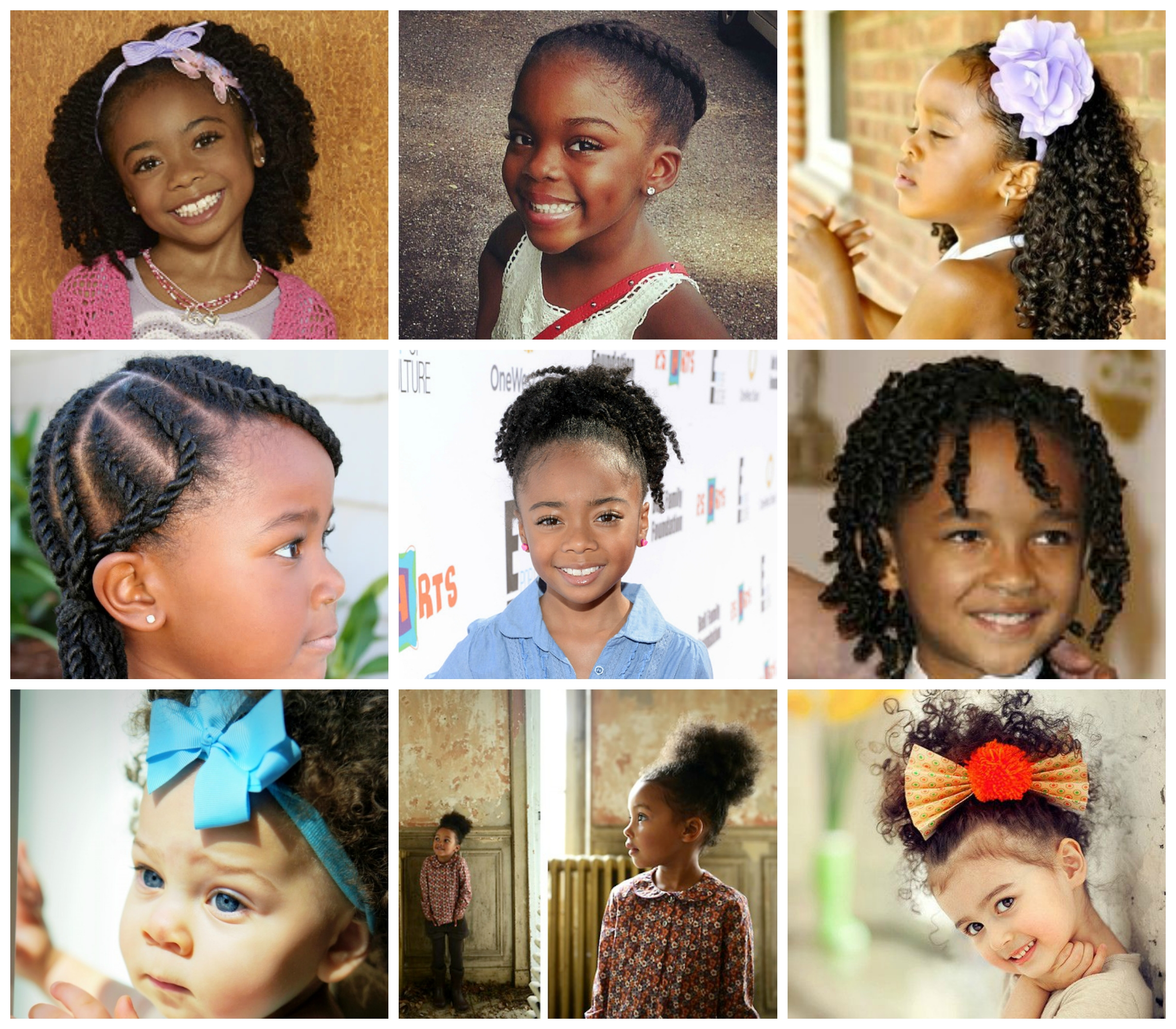 10 Unique First Day Of School Hair Ideas back to school hairstyle ideas for kids and teens my curls 2020