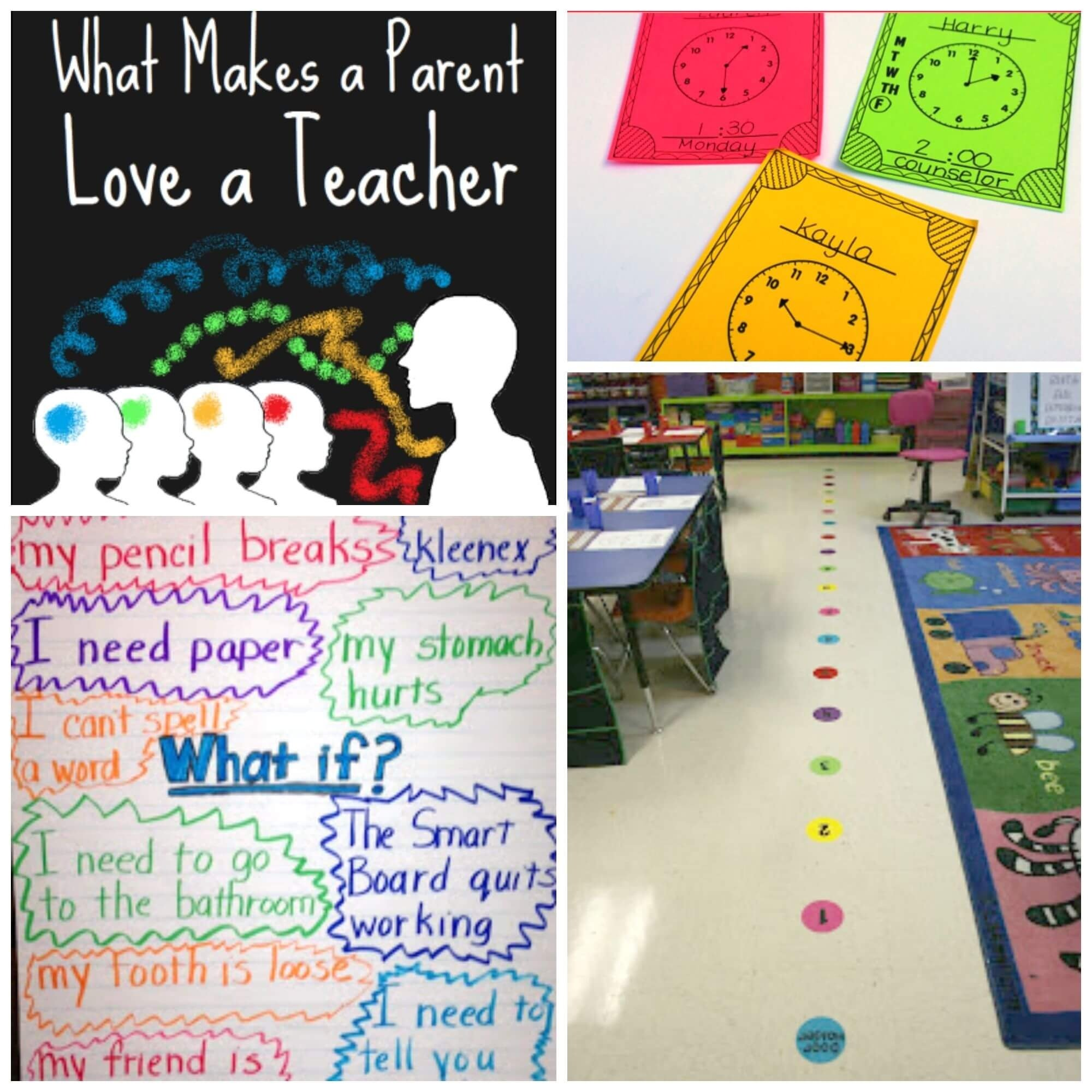 back to school ideas for teachers - playdough to plato