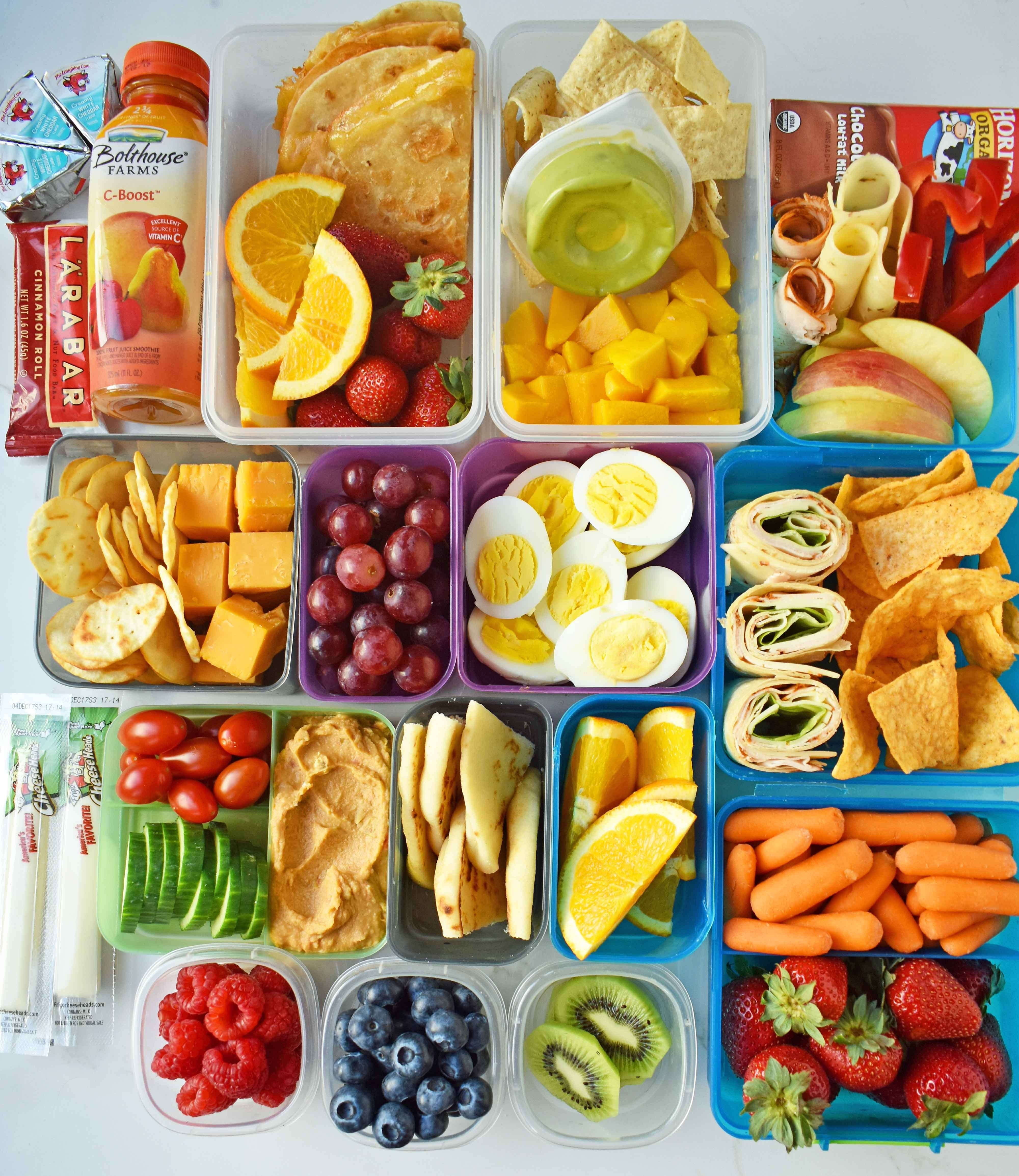 10 Most Popular Healthy Food Ideas For Toddlers back to school kids lunch ideas modern honey 24 2020