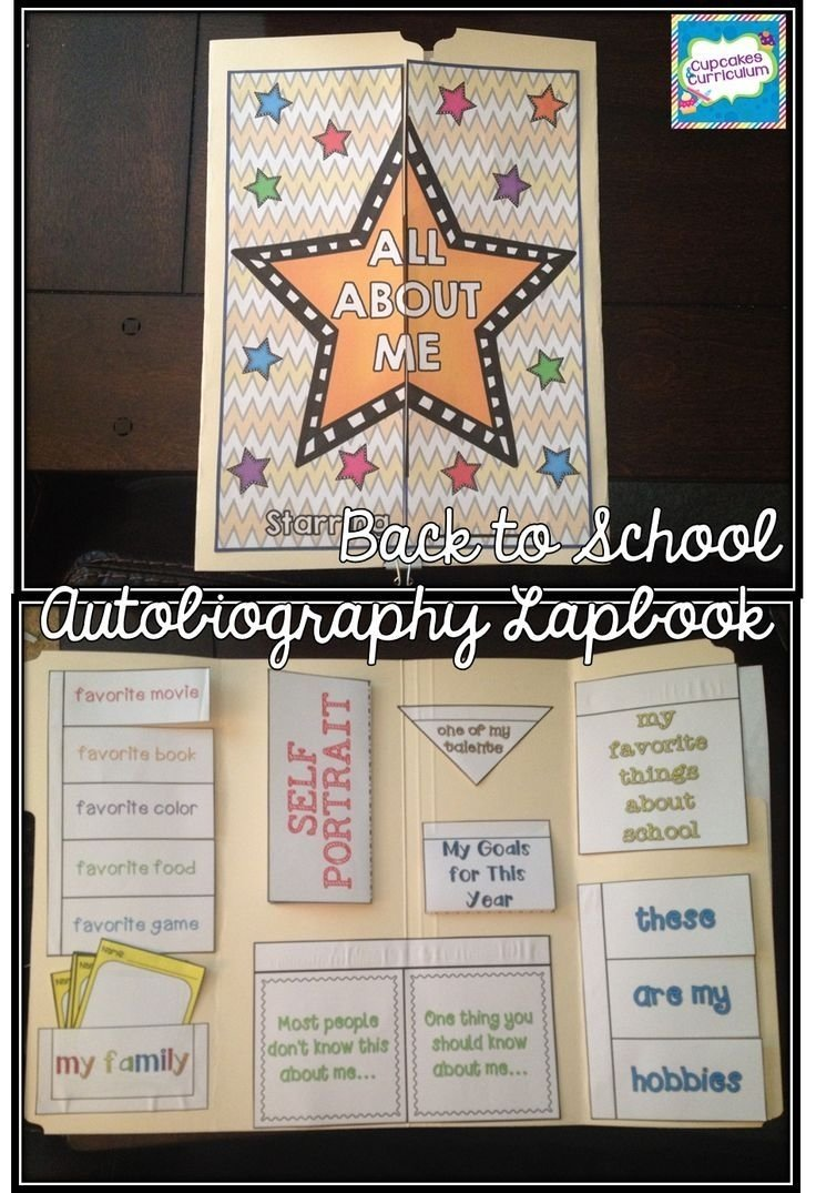 back to school lapbook | bulletin board display, bulletin board and