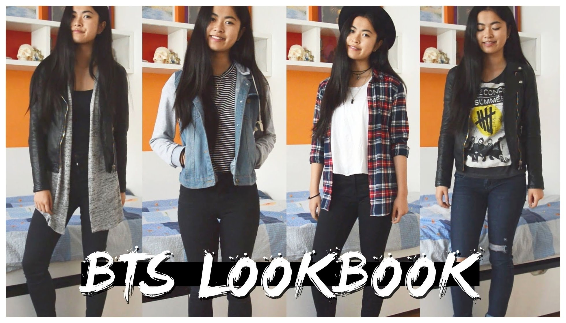 10 Attractive Outfit Ideas For High School back to school lookbook 2015 4 outfit ideas appropriate for high 1 2020