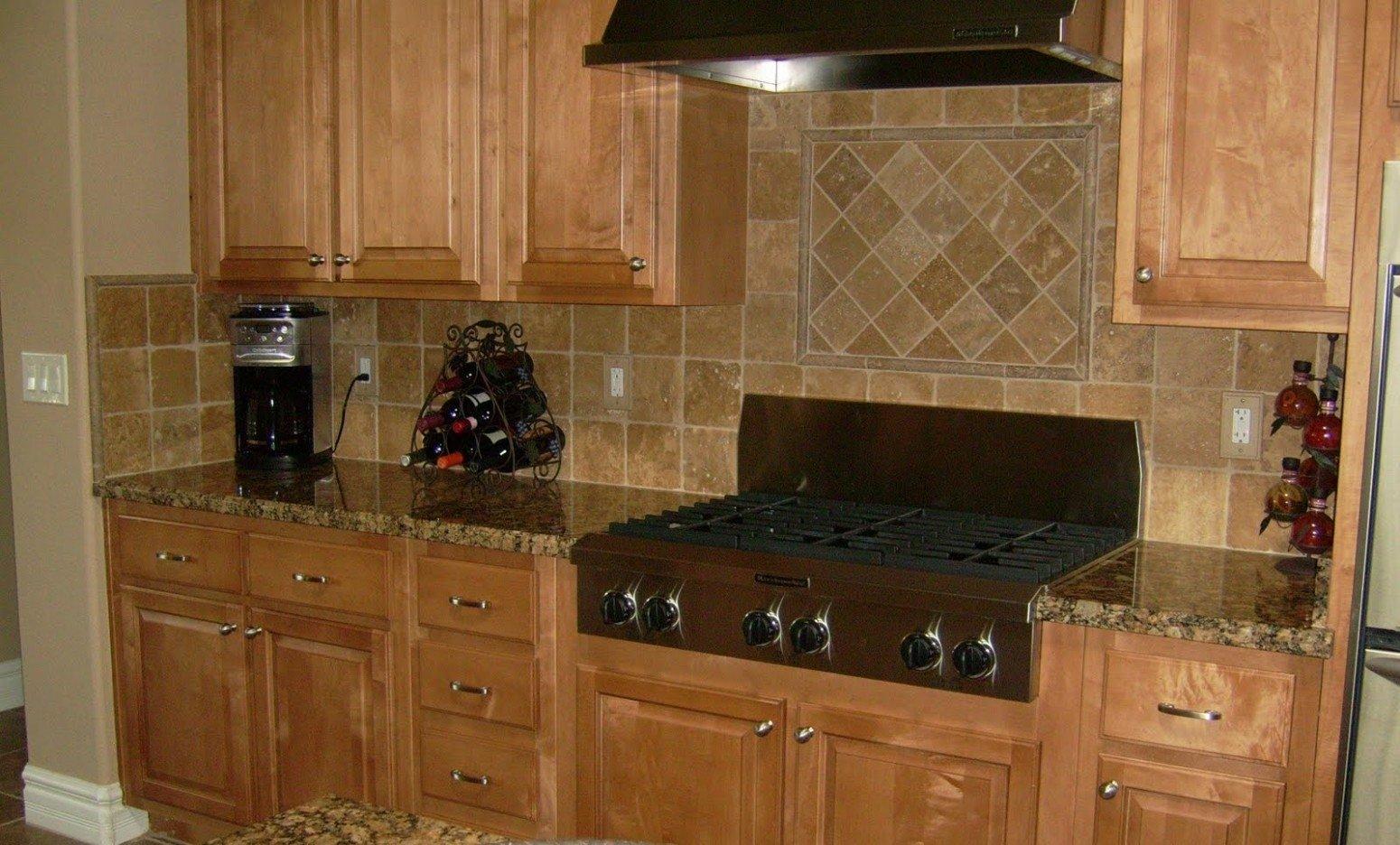 10 Gorgeous Ideas For Kitchen Backsplash With Granite Countertops backsplash ideas for granite countertops kitchen saomcco avaz 2020