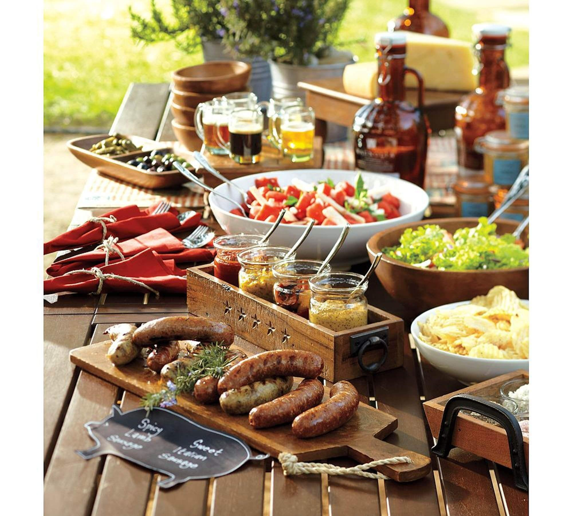 backyard bbq party ideas - best of how to host a backyard party