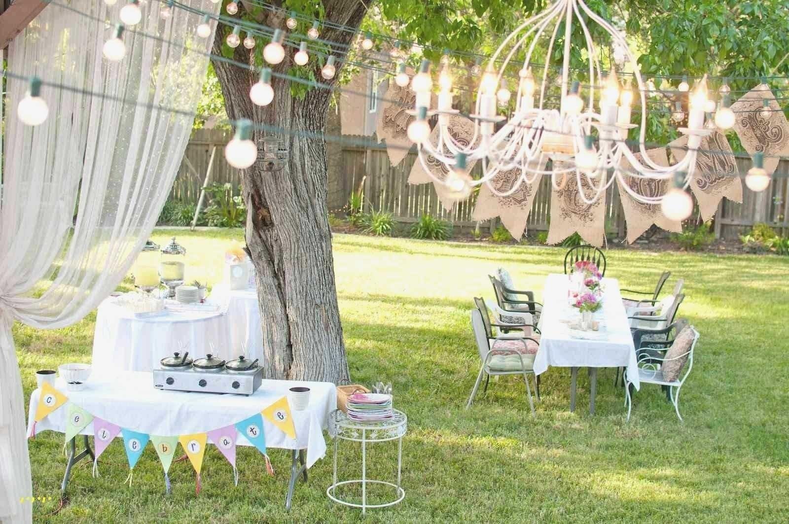 10 Stylish Backyard Birthday Party Ideas For Adults backyard birthday decoration ideas awesome birthday party ideas