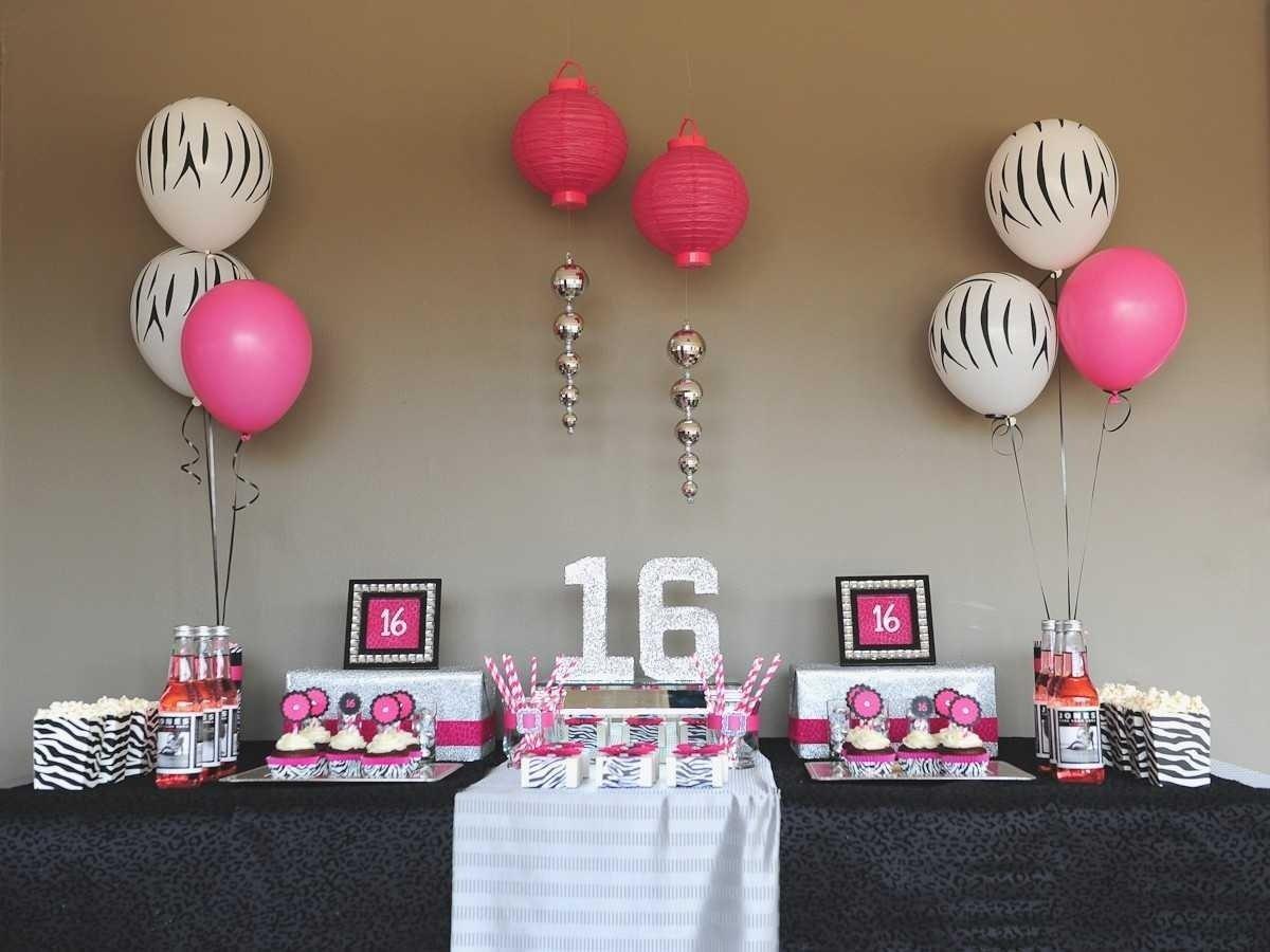 backyard birthday party ideas sweet 16 lovely good 16th birthday