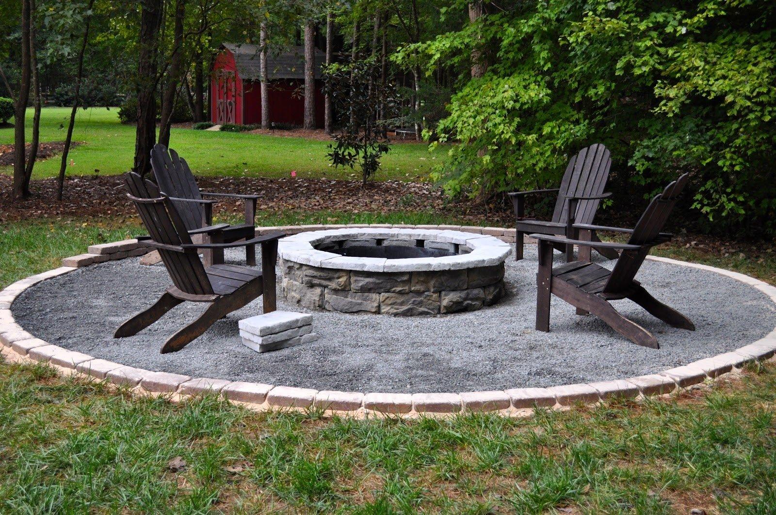 10 Beautiful Simple Backyard Fire Pit Ideas backyard fire pit designs deboto home design the best fire pit 2021