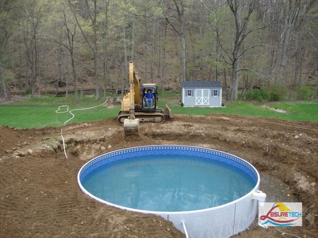 10 Most Popular Above Ground Pool Ideas Backyard backyard good ideas for round white above ground deck pool for