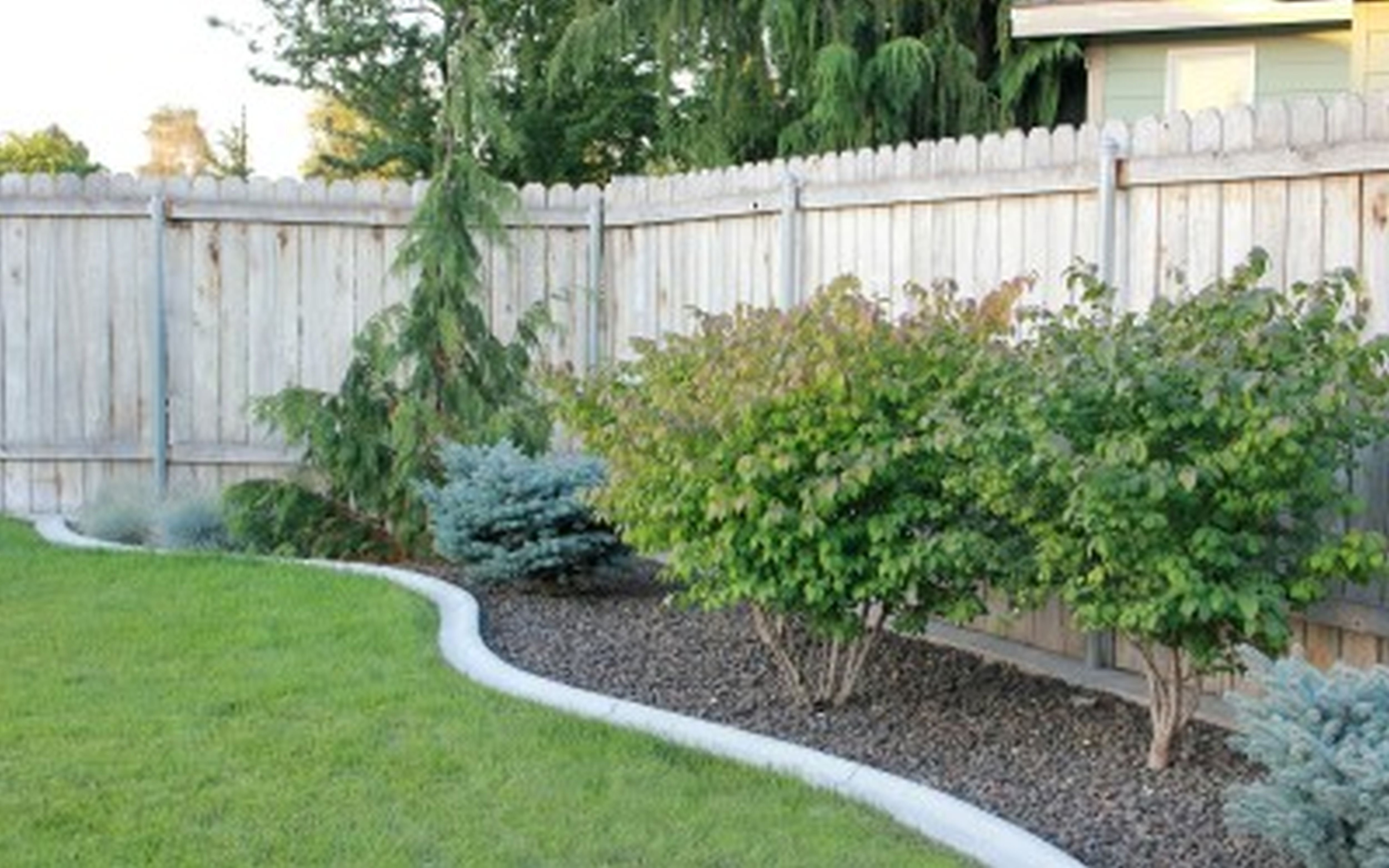 10 Famous Landscape Ideas On A Budget backyard landscape ideas on a budget large and beautiful photos 4 2021