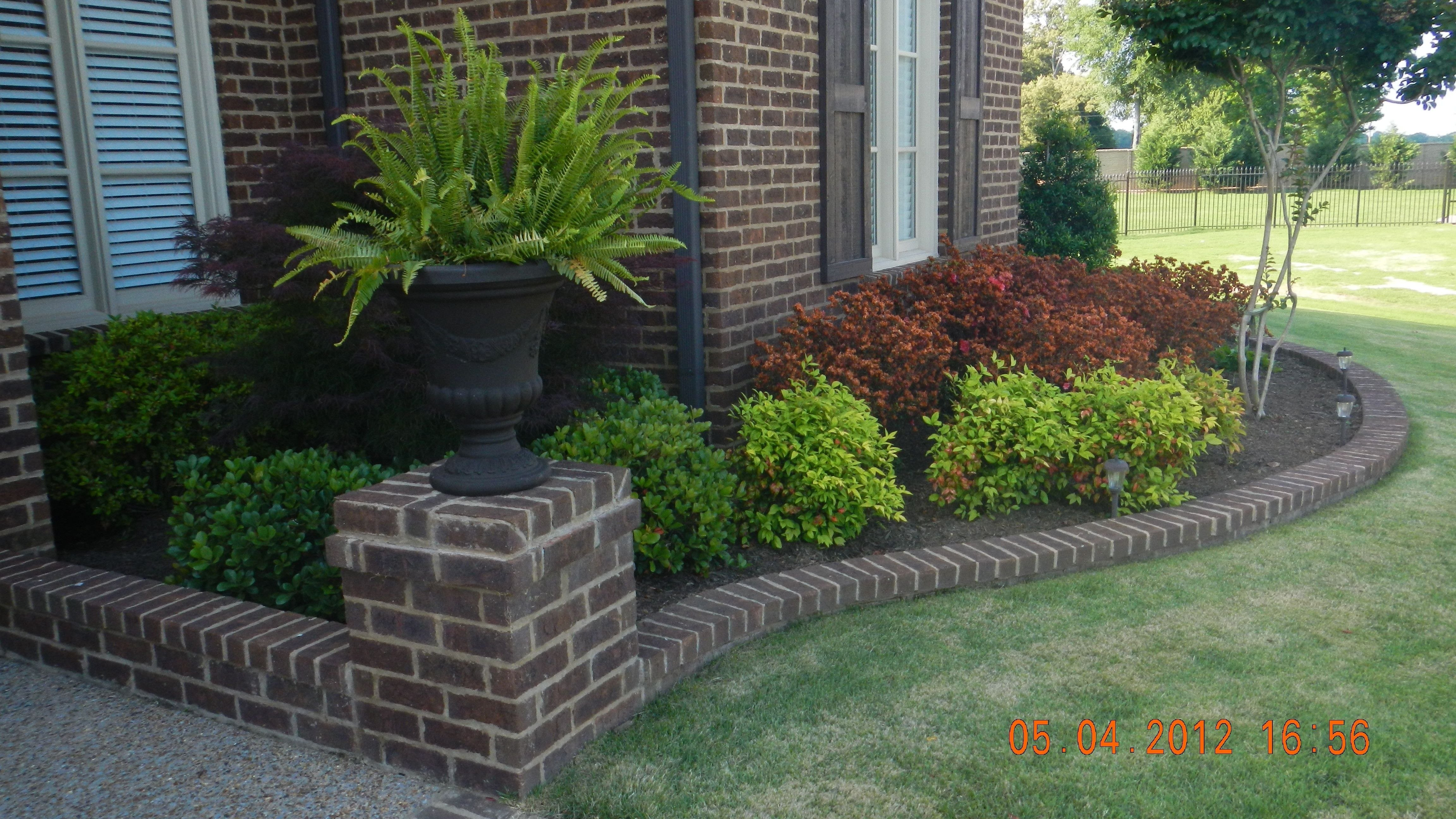 backyard low maintenance landscaping ideas - elegant low maintenance