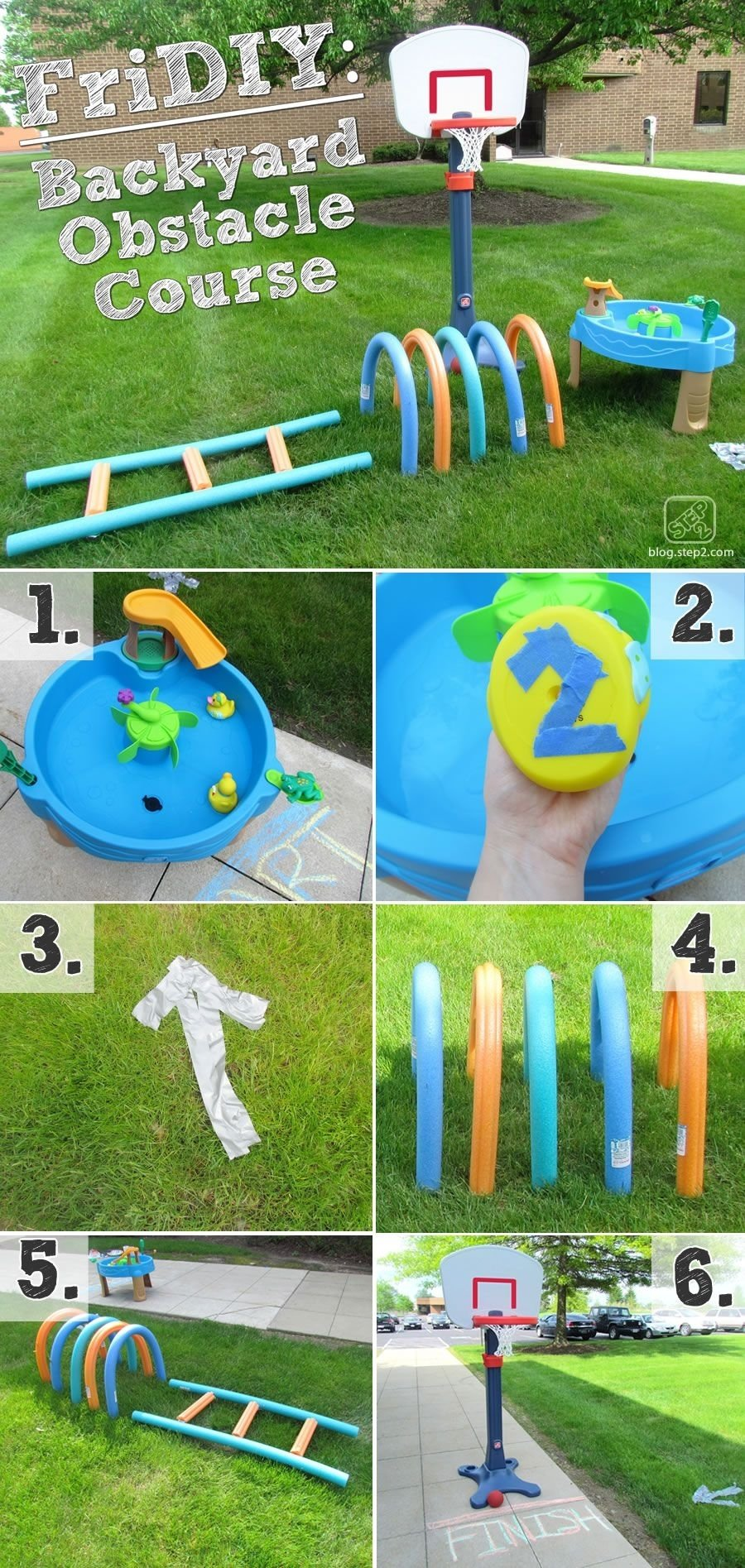 10 Fantastic Fun Obstacle Course Ideas For Adults backyard obstacle course backyard obstacle course obstacle course