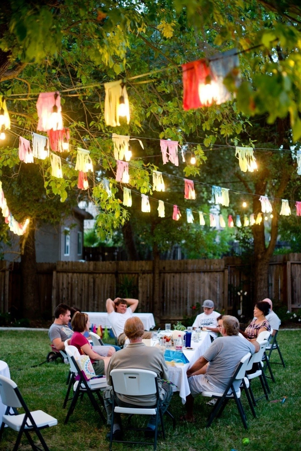 backyard party ideas for adults gogo papa new house party ideas