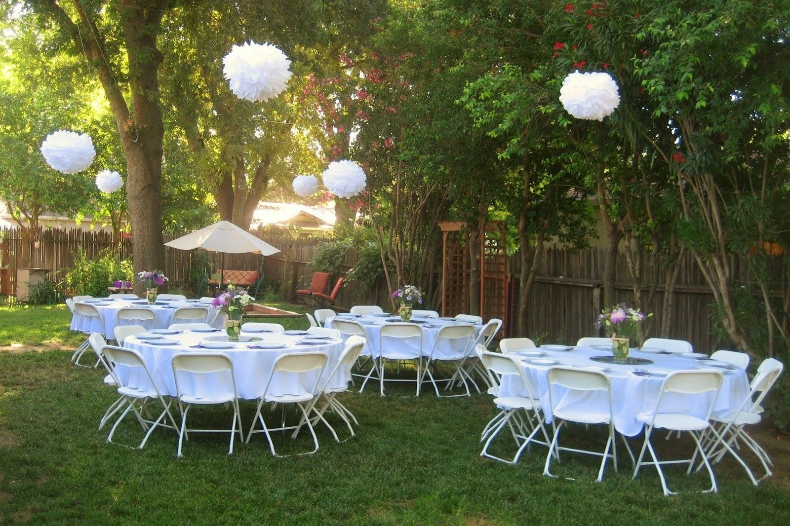 10 Cute Sweet 16 Party Ideas At Home backyard party ideas for sweet 16 nice decoration jeromecrousseau 2020
