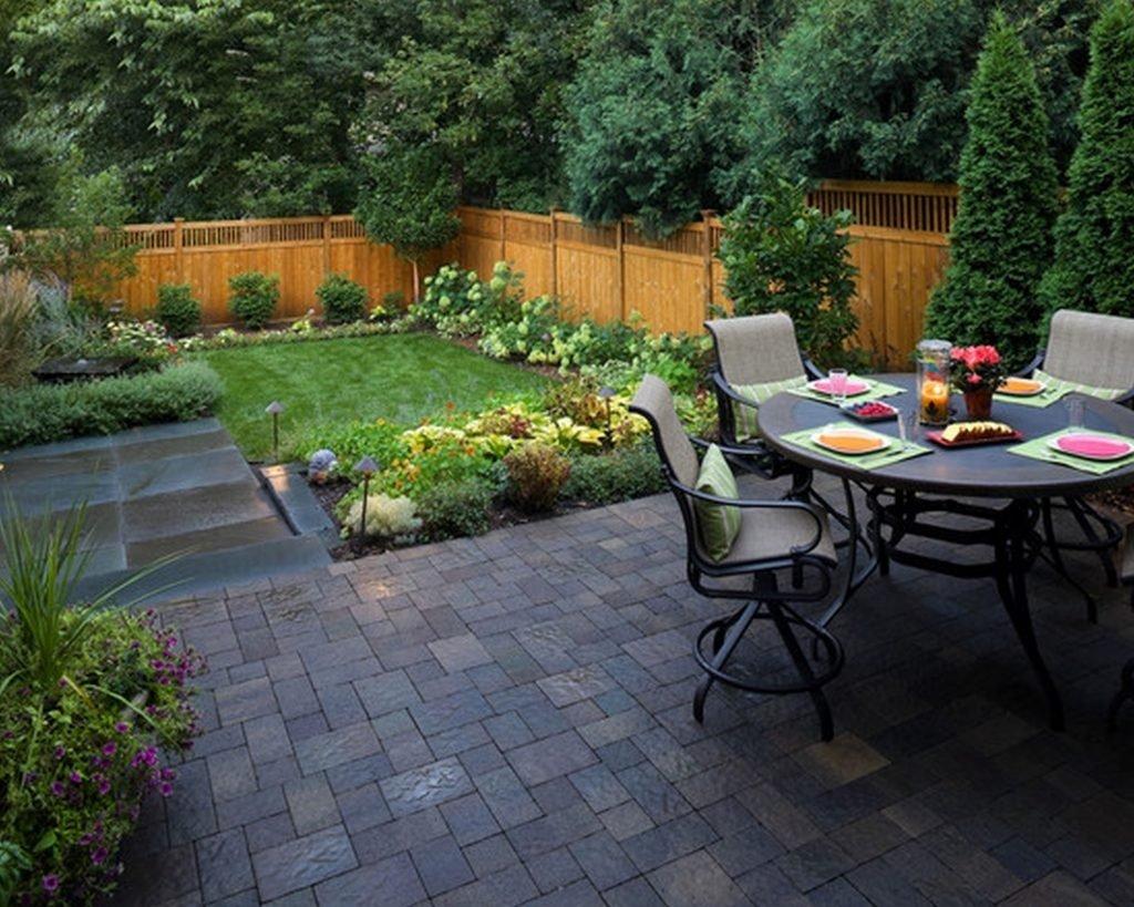 10 Wonderful Ideas For A Small Backyard backyard small backyard ideas marvellous cool small backyard ideas 2020