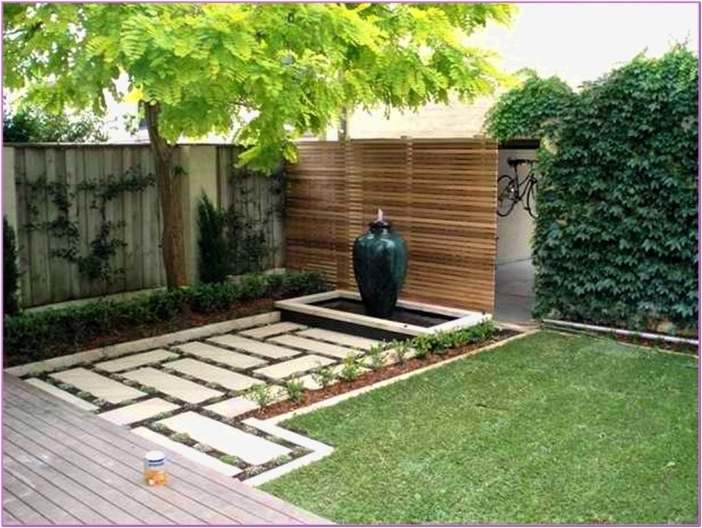 backyard ~ small garden design ideas budget on a image decoration