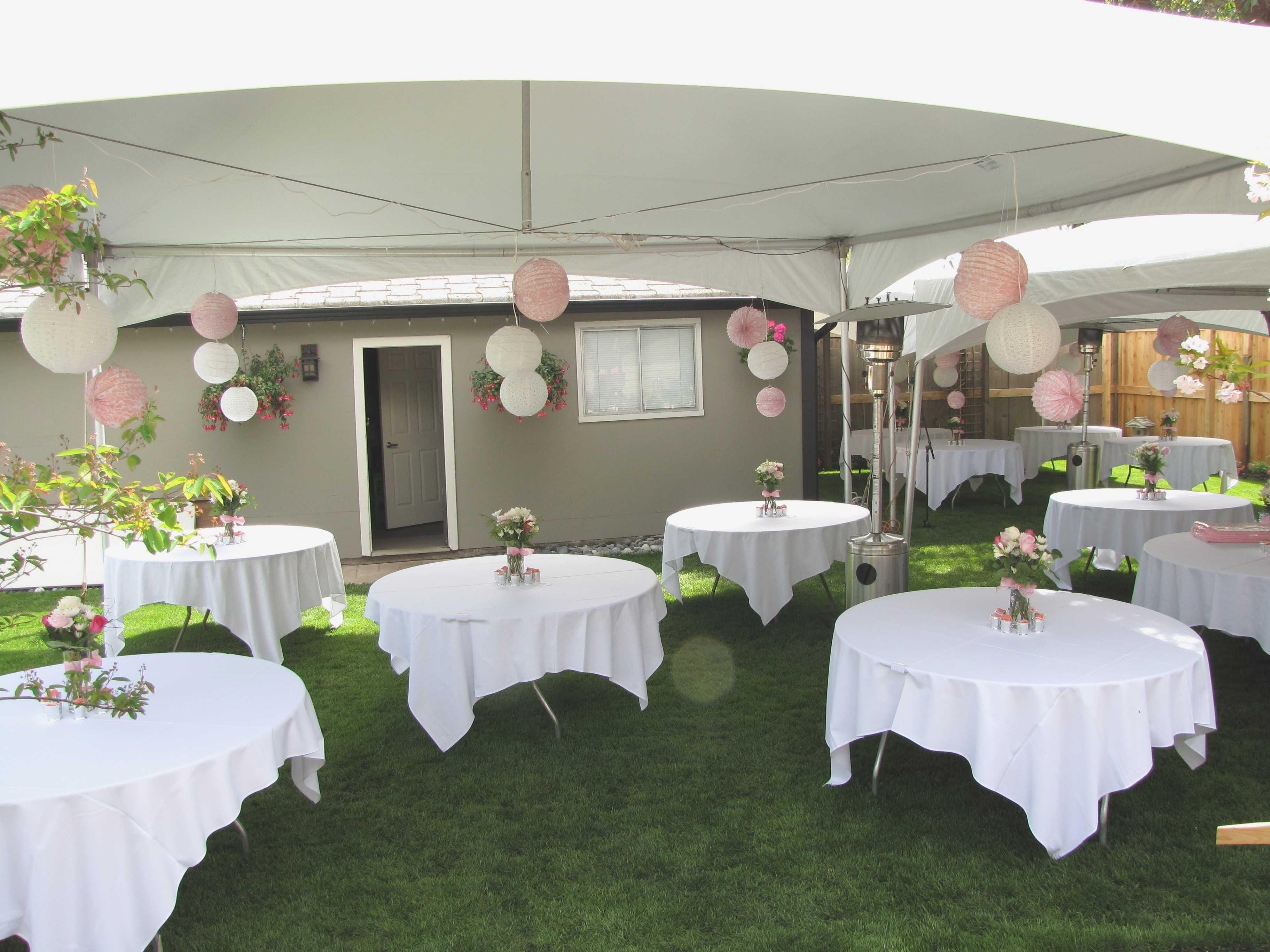 10 Unique Wedding Reception Ideas On A Budget backyard wedding reception ideas on a budget best of fabulous bud 2020