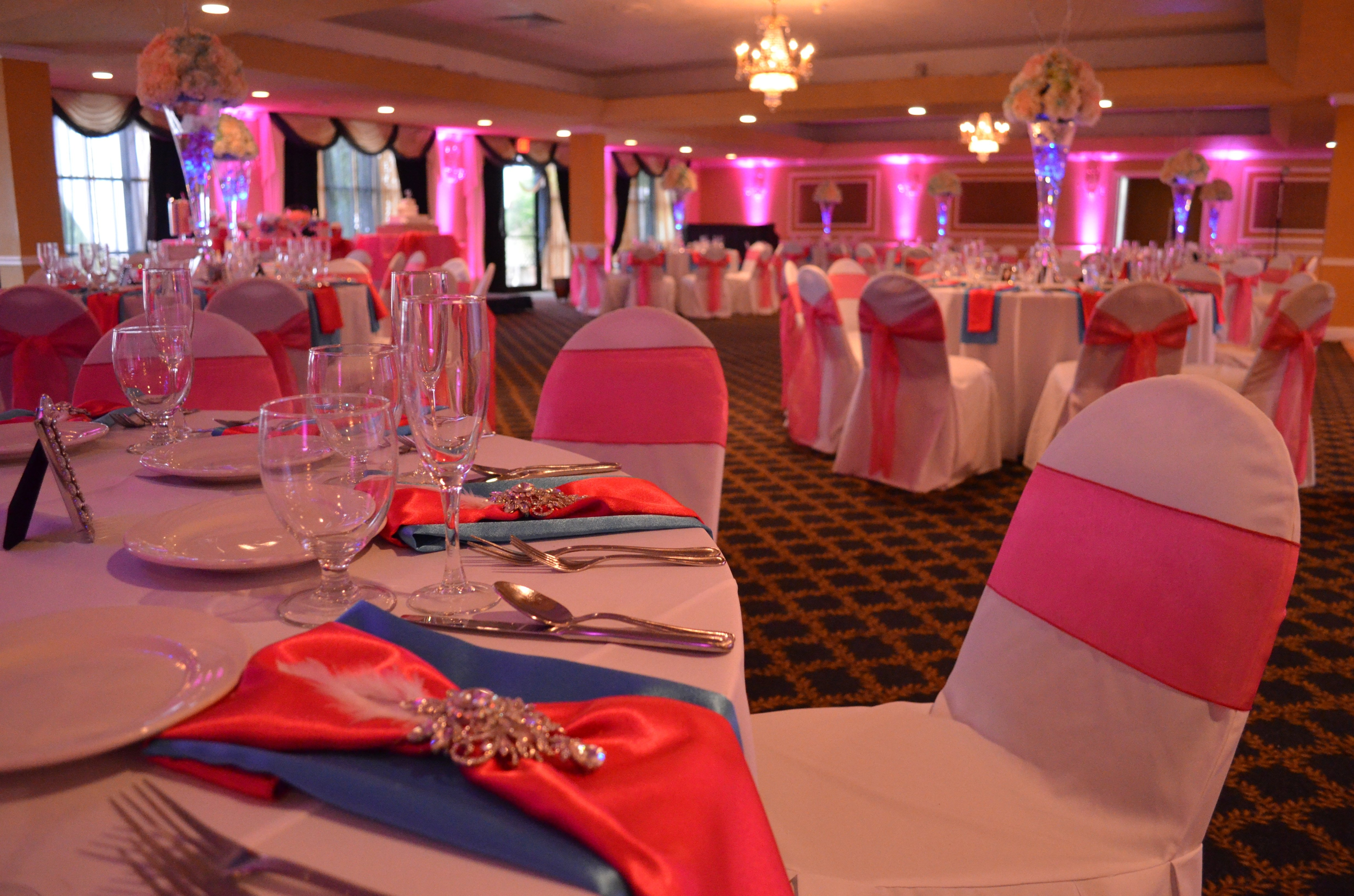 10 Most Recommended 16 Birthday Party Ideas For Girls banquet halls in miami janeen sweet 16th 2021