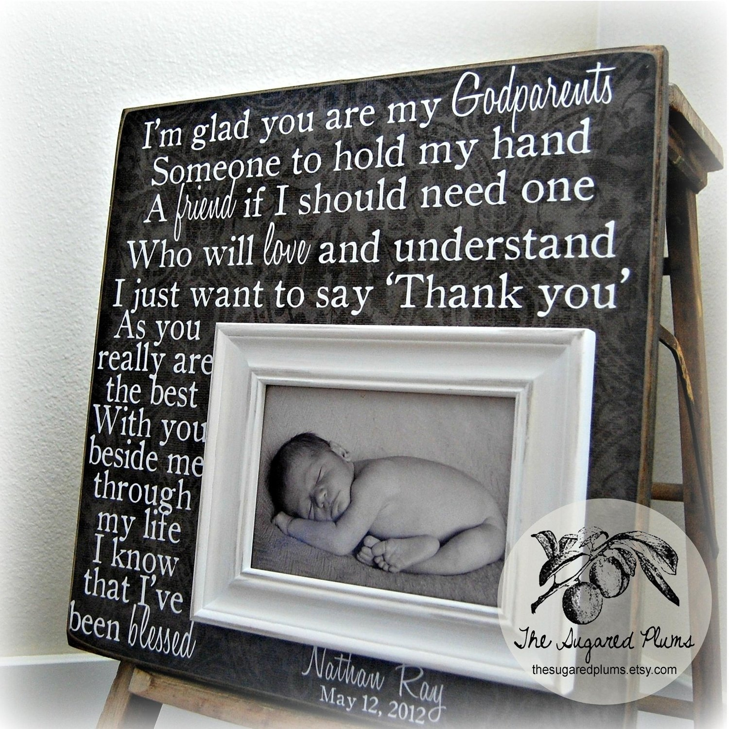 10 Fashionable Gift Ideas For Godparents At Baptism baptism gift godparent gift christening gift baptism gift for 2021