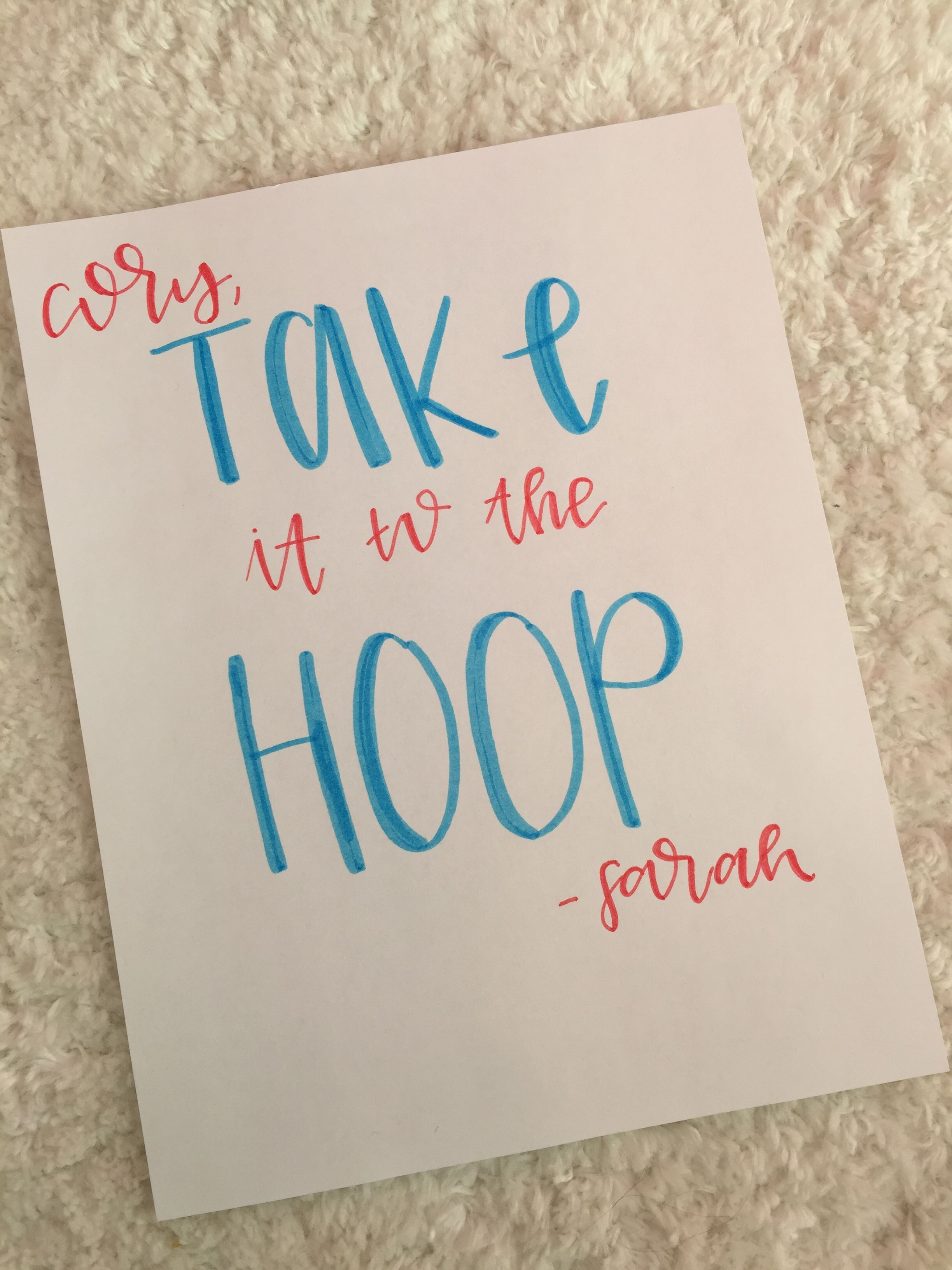 10 Gorgeous High School Basketball Poster Ideas basketball poster take it to the hoop basketball poster idea high 2020