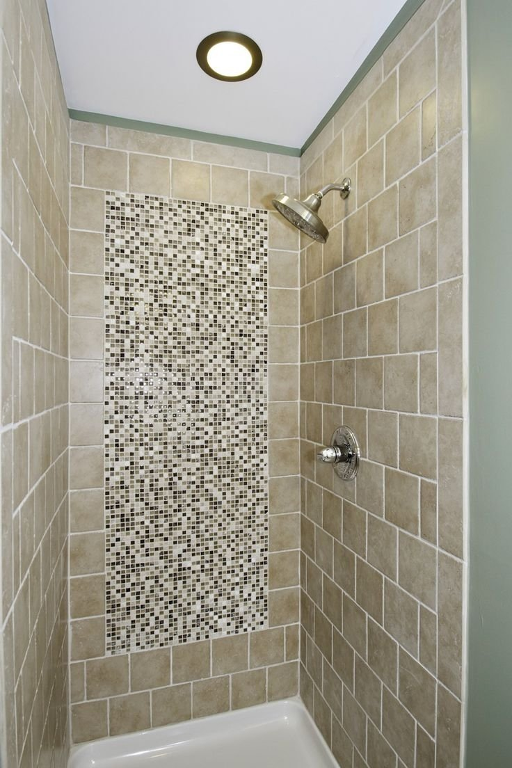 10 Fantastic Tile Shower Ideas For Small Bathrooms bathroom bathroom mosaic tile designs home design ideas for small 2021
