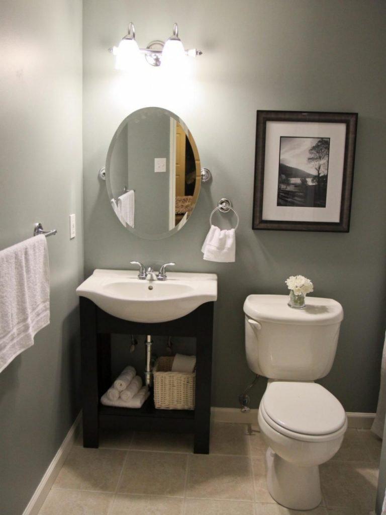 bathroom ~ bathroom : small half bathroom design lovely surprising