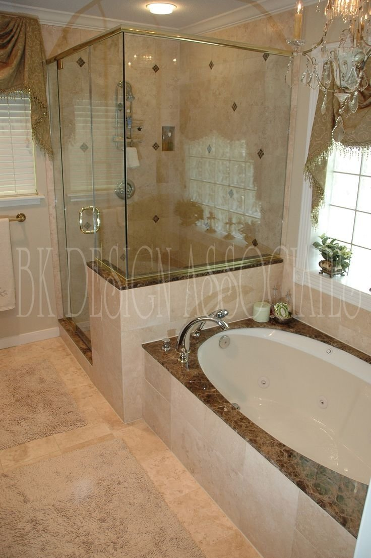 10 Attractive Shower Ideas For Master Bathroom bathroom best master bath shower ideas on pinterest makeover 2021