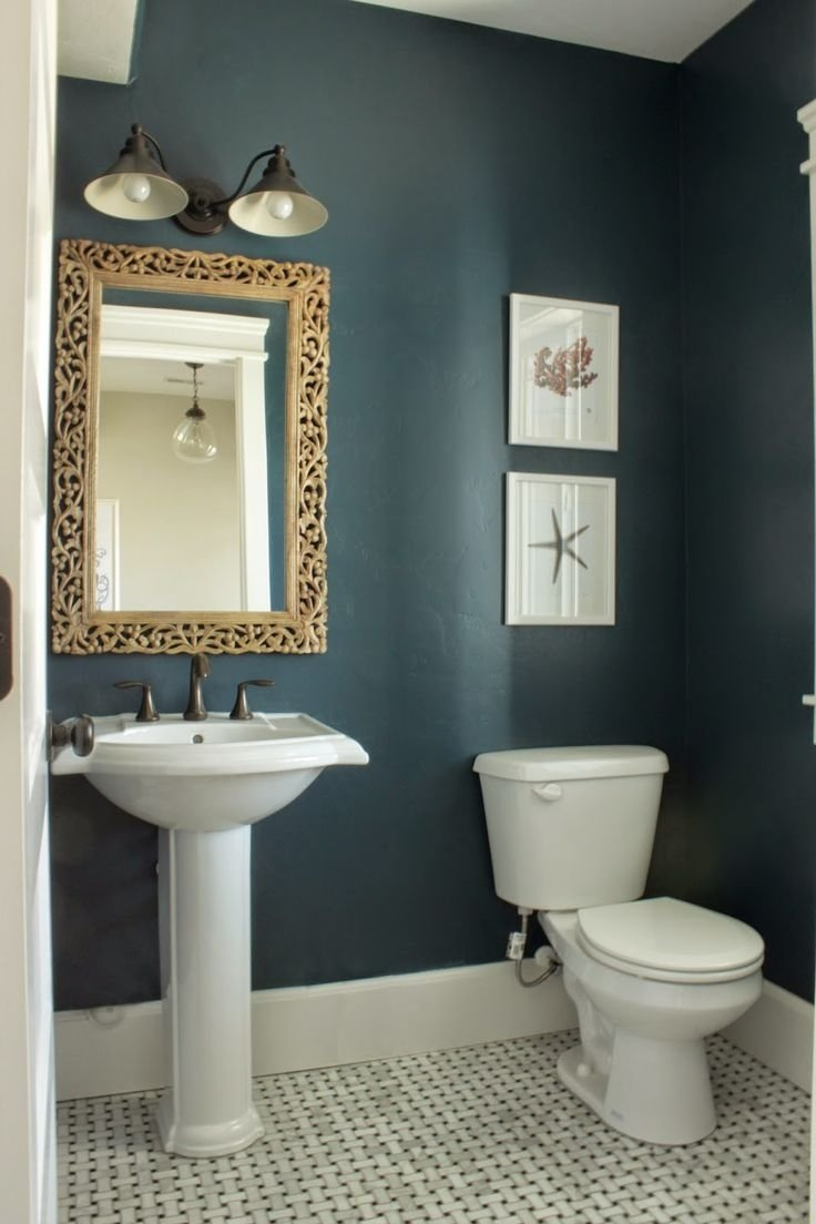 bathroom color scheme – specific options made just for the wall