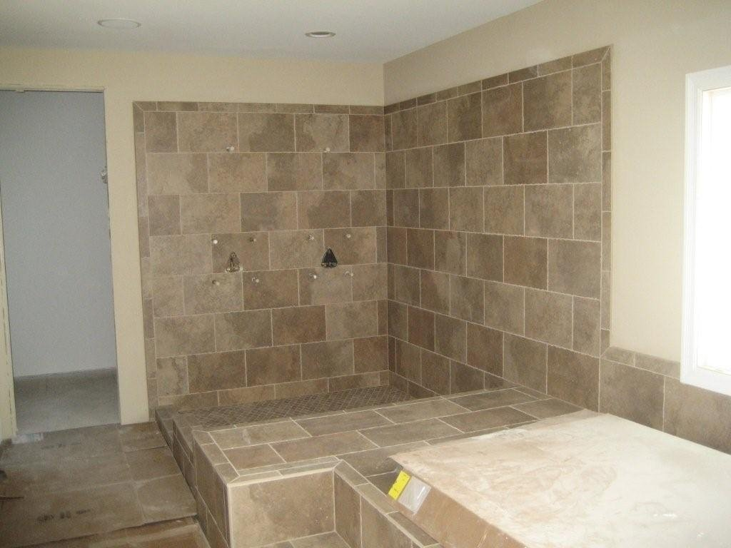 10 Spectacular Doorless Walk In Shower Ideas bathroom doorless walk in shower plans snail without doors design