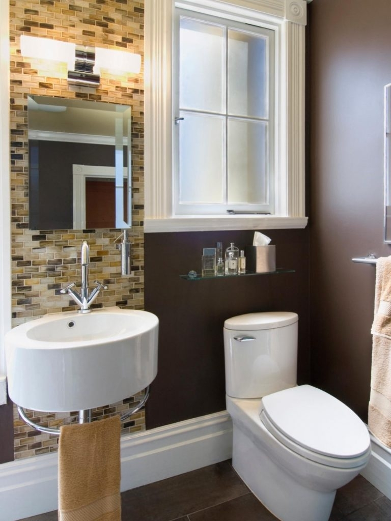 10 Fantastic Ideas For Remodeling A Small Bathroom %name