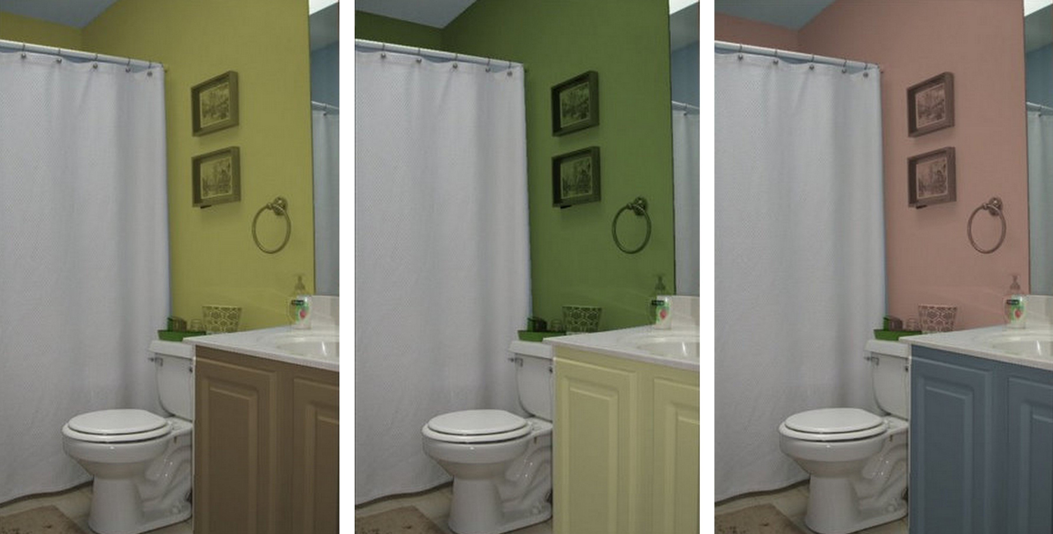 10 Pretty Paint Ideas For Small Bathrooms 2020