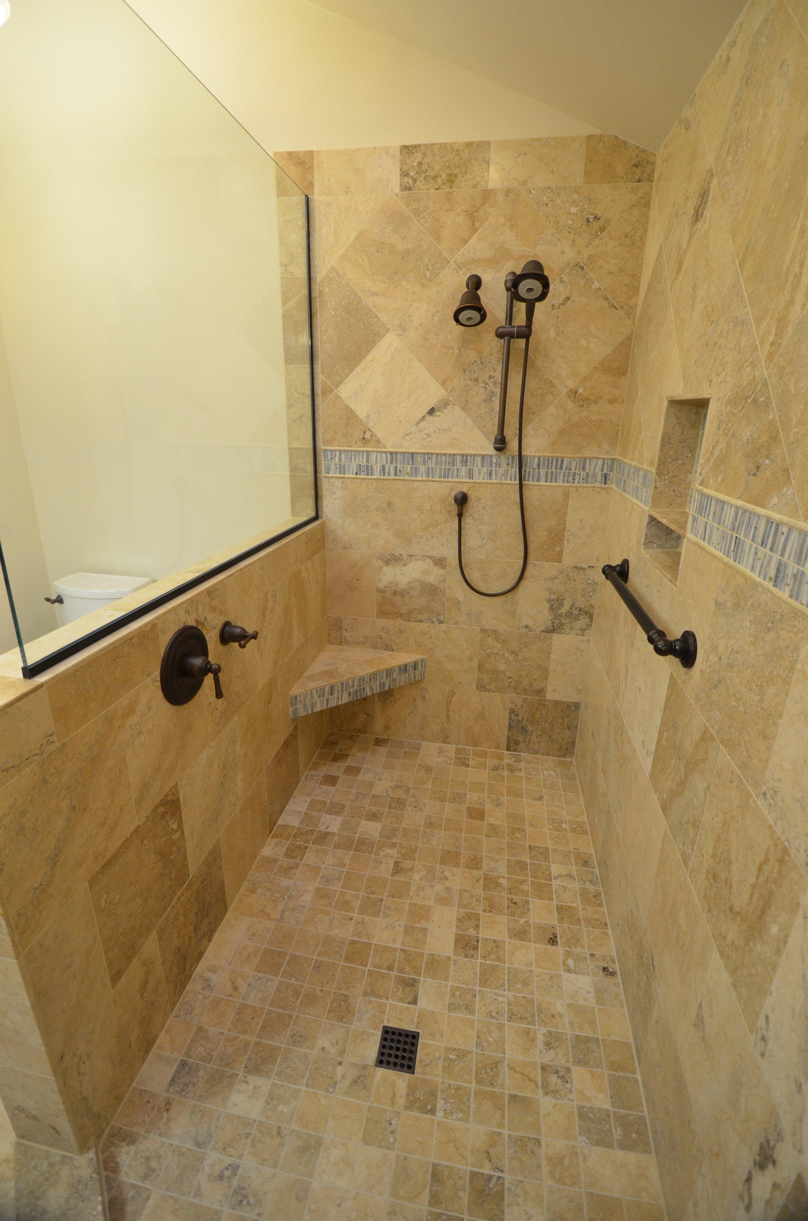 10 Spectacular Doorless Walk In Shower Ideas bathroom showers without doors or curtains walk in shower designs