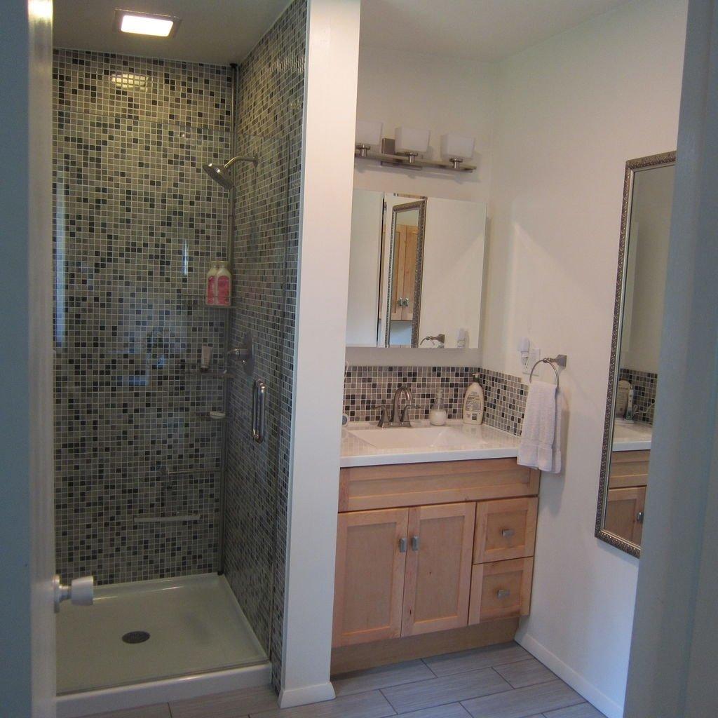 10 Amazing Bathroom Tile Ideas On A Budget bathroom tile ideas on a budget impressive design 30 shower dansupport 2020