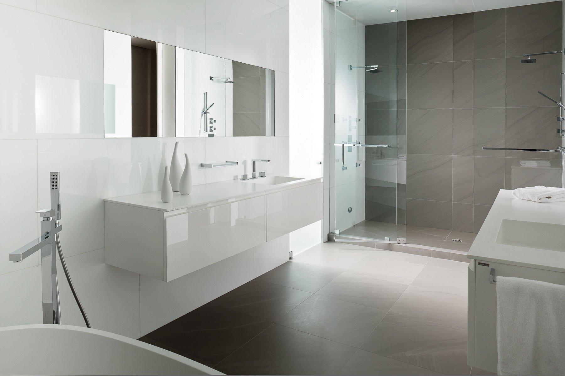 10 Lovable Gray And White Bathroom Ideas bathroom white bathroom ideas 013 white bathroom ideas and how you 2020