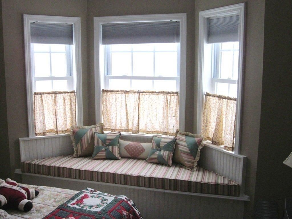 10 Wonderful Bay Window Treatment Ideas Pictures bay window ideas in a kitchen 2020