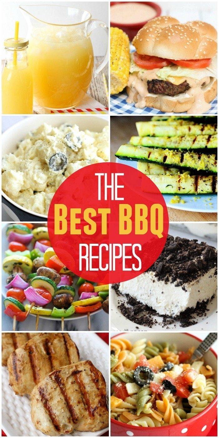 10 Lovely 4Th Of July Bbq Menu Ideas bbq recipes 2020