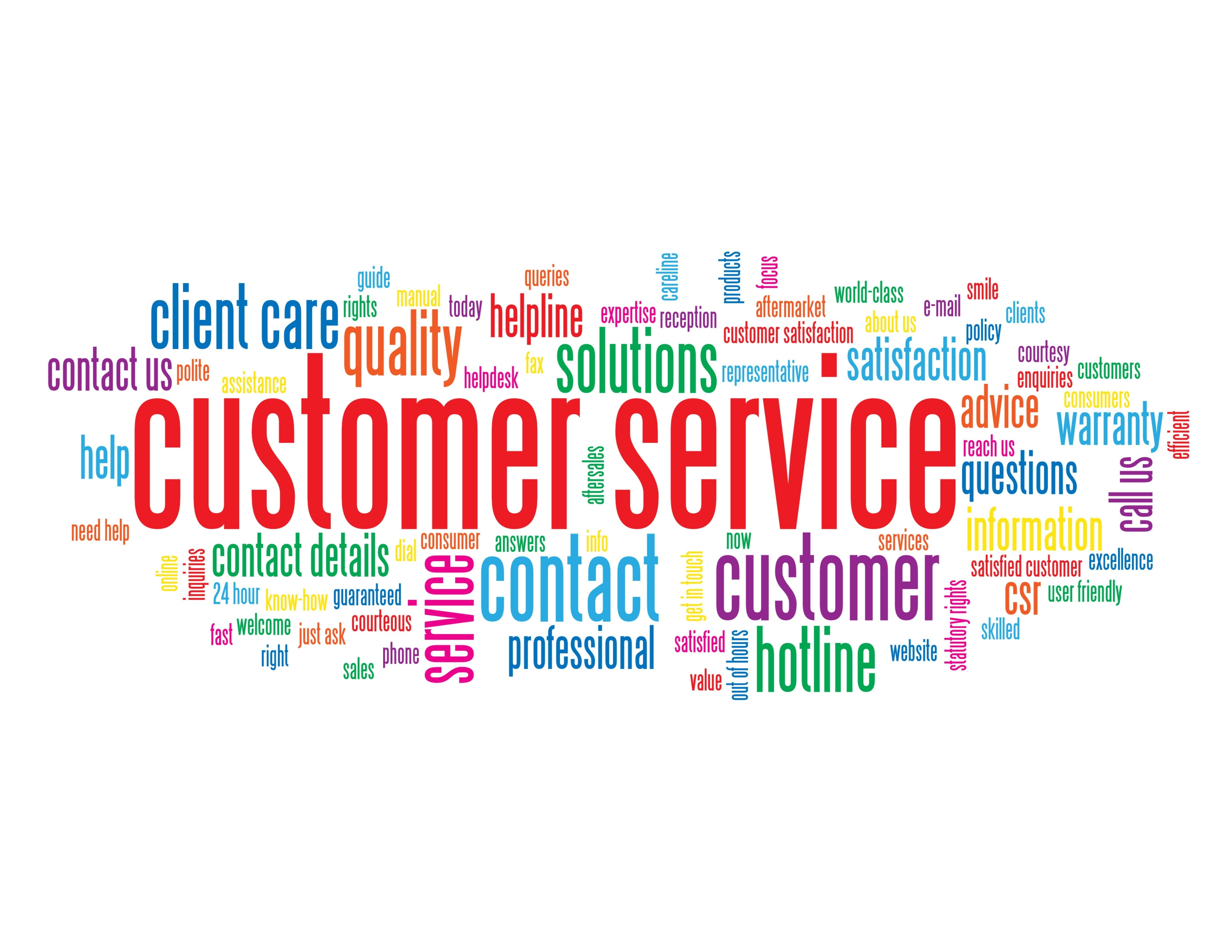 10 Nice Ideas For Customer Service Week be the master of the universe delight your customer ten brands 2020