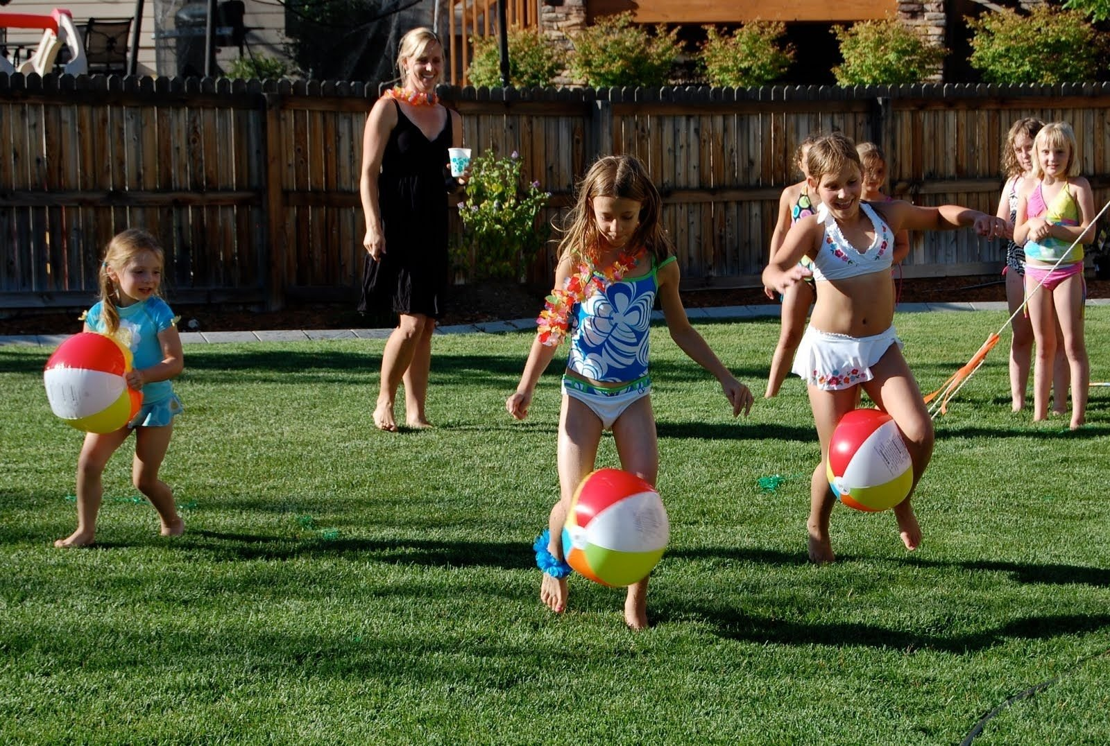 10 Beautiful Relay Race Ideas For Kids beach ball relay games beach ball relay race they had to run 2020