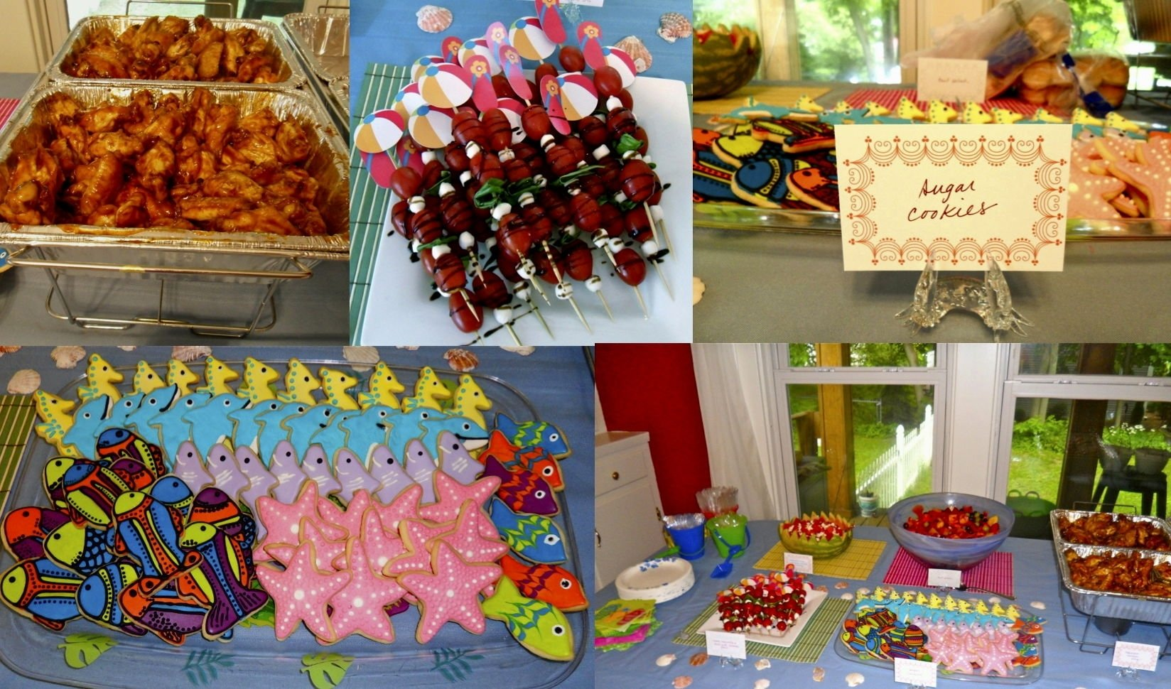 10 Nice Food Ideas For The Beach beach party food ideas birthday decorating of party 2021