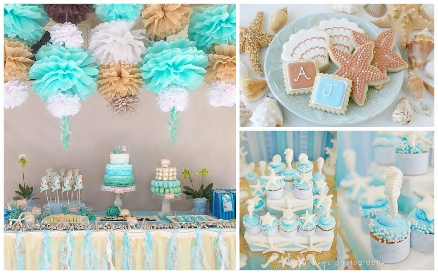 10 fashionable beach themed birthday party ideas