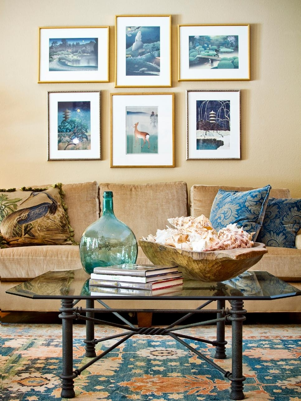 beach themed living room decorating ideas - internetunblock