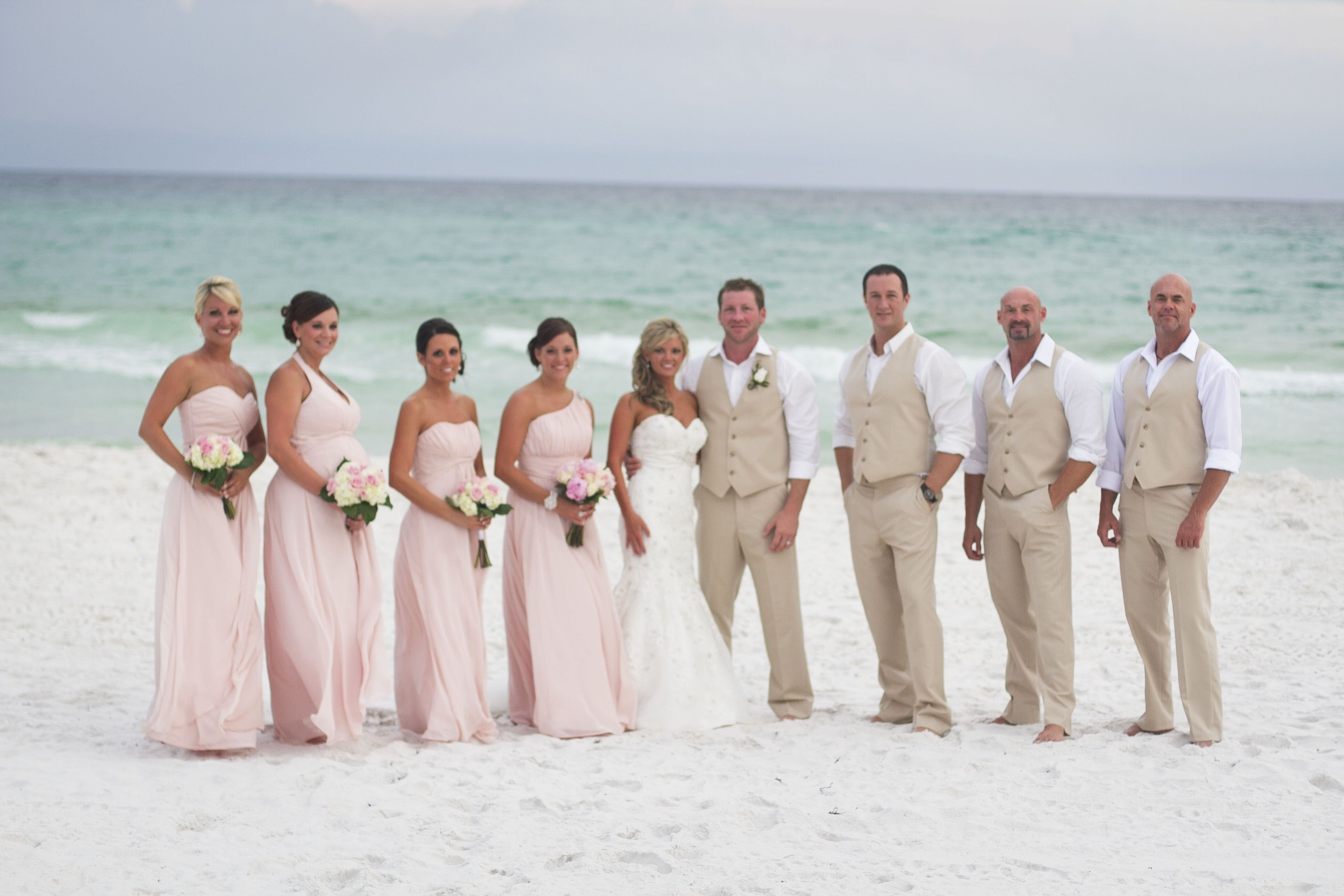10 Attractive Mens Beach Wedding Attire Ideas