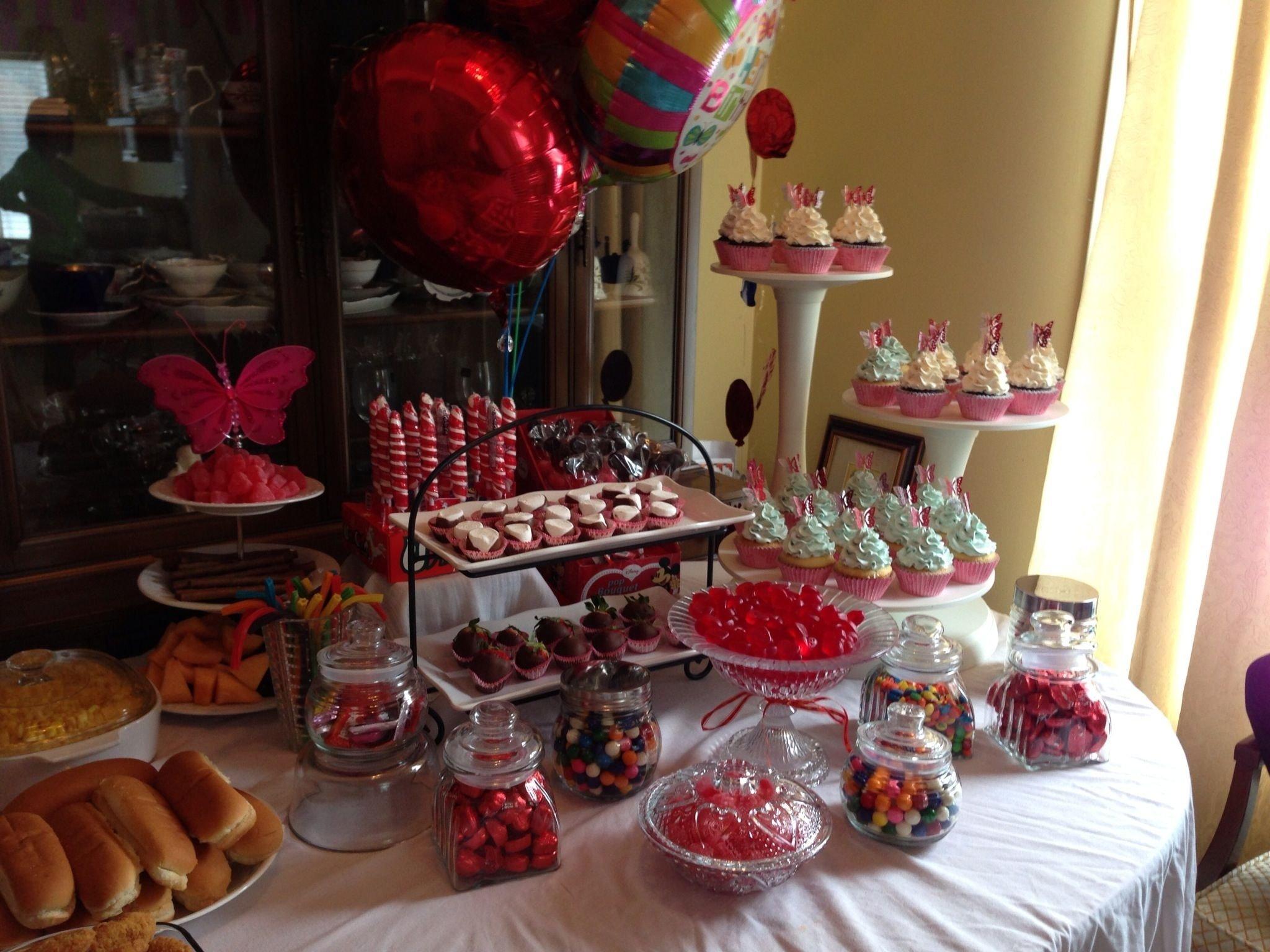 10 Pretty Ideas For A 13Th Birthday Party beas 13th birthday party party ideas pinterest 13th birthday 9 2021