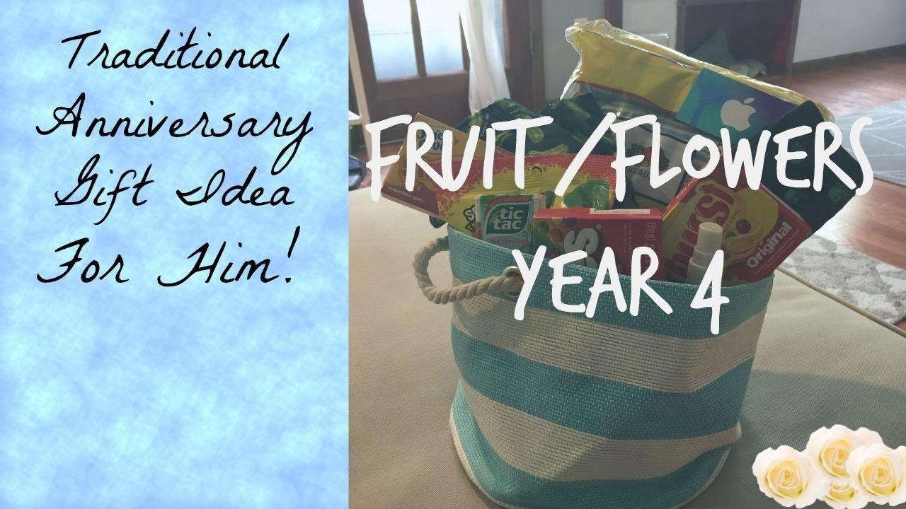 beautiful 4 year wedding anniversary gift for him | wedding gifts