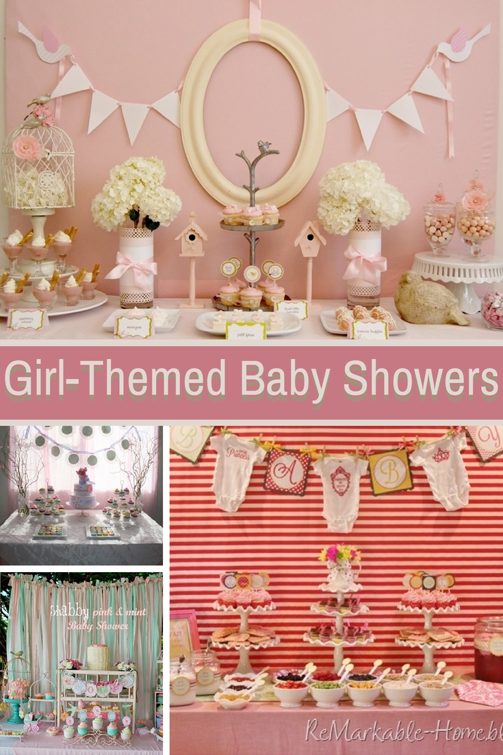 10 Famous Baby Shower Theme Ideas For A Girl beautiful baby shower ideas for girl majestic cake themes pink and 2020
