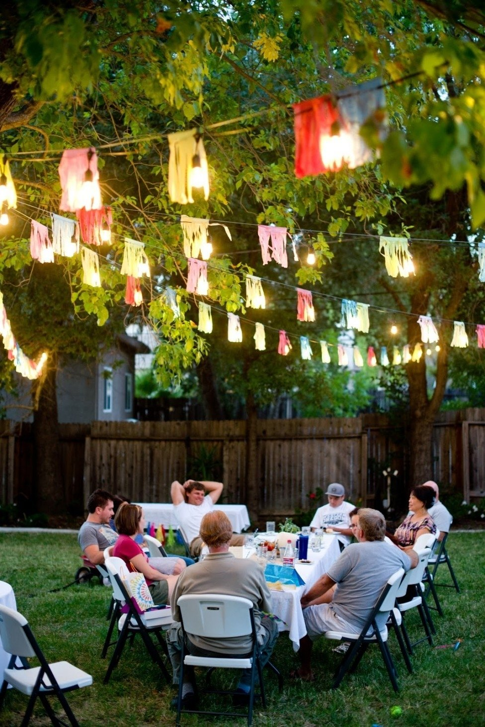 beautiful backyard party ideas for adults | design & ideas : great