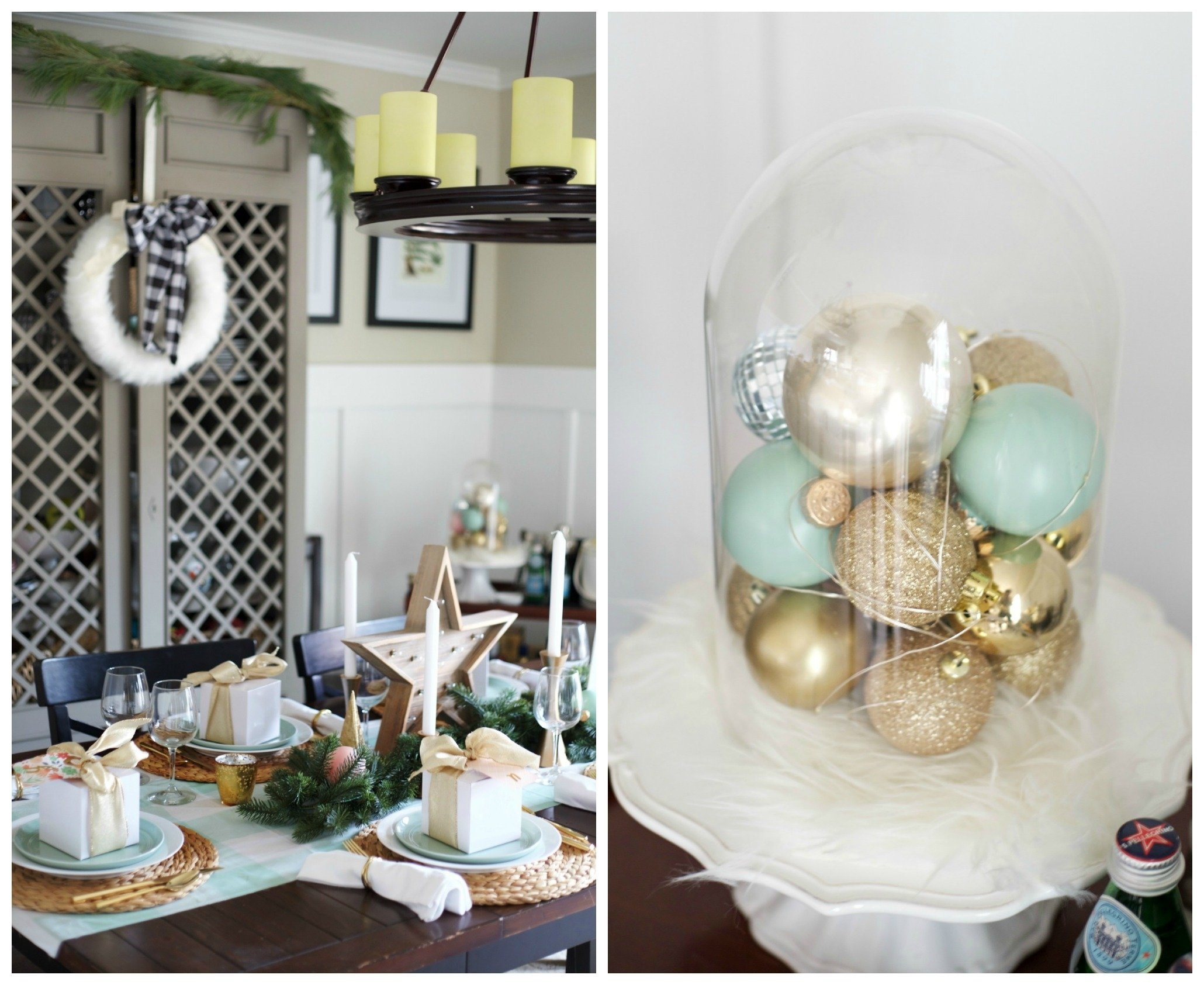 10 Ideal Christmas Decorating Ideas On A Budget beautiful christmas decoration ideas godfather style mesmerizing 2 2021