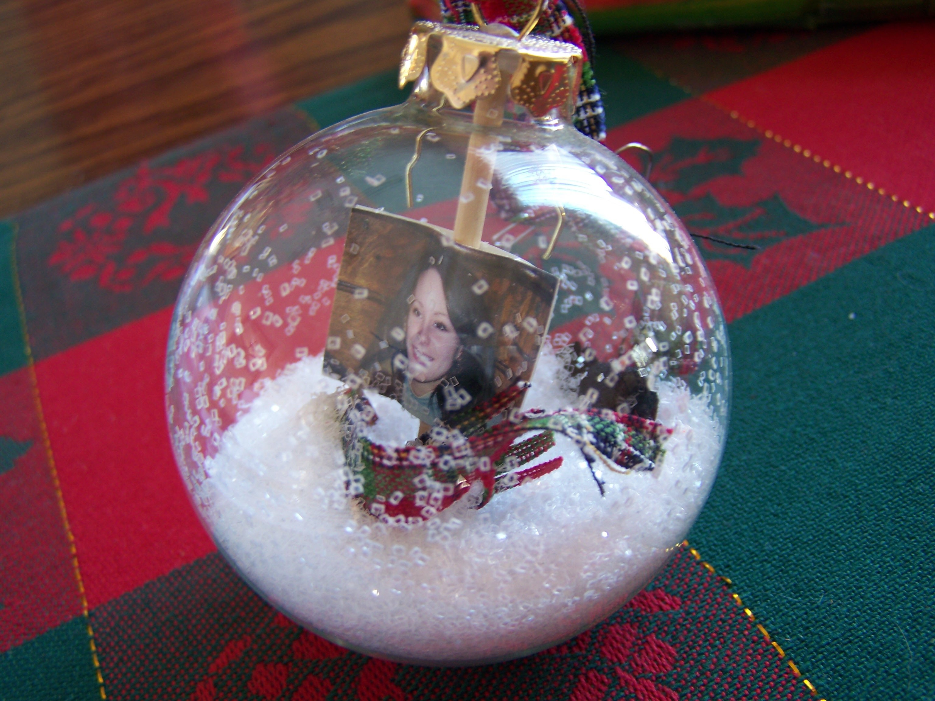 10 Most Popular Make Your Own Ornaments Ideas beautiful homemade christmas decorations with creative transparent f 2021