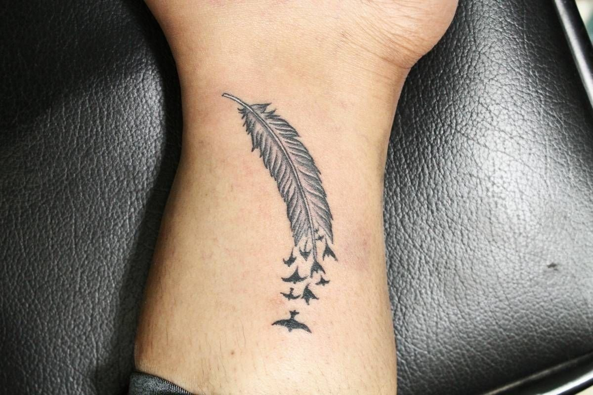 10 Stunning Wrist Tattoos For Guys Ideas beautiful simple subtle minimalist small awesome tiny micro 3 2020